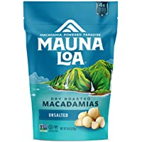 12/8 oz. Unsalted Macadamias