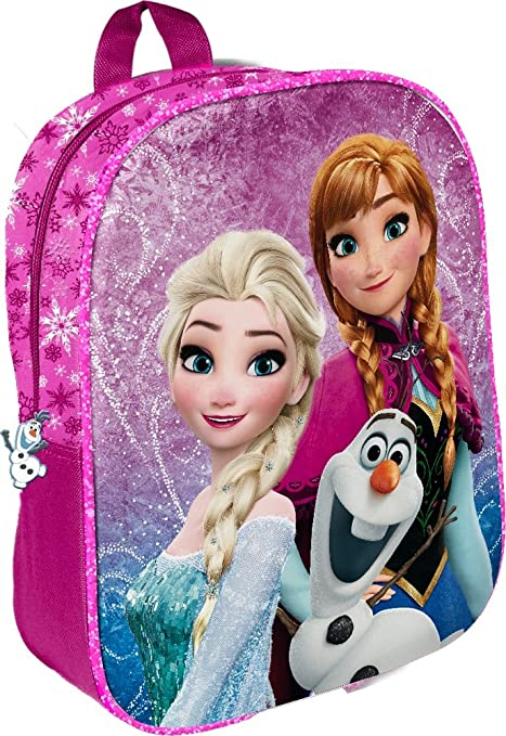 negozio online f16a0 a75ed Star Licensing Disney Frozen Zainetto per Bambini, 32 cm, Multicolore
