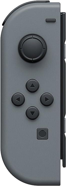 Nintendo - Mando Joycon Izquierda, Color Gris (Nintendo Switch): Amazon.es: Videojuegos