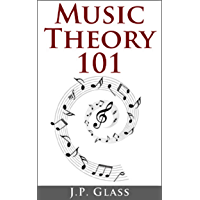 Music Theory 101: The Basics of Music Theory book cover