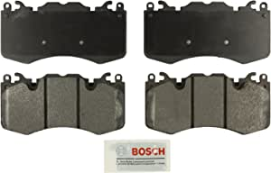 Bosch BE1426 Blue Disc Brake Pad Set for Land Rover: 2010-15 Range Rover, 2010-15 Range Rover Sport - FRONT