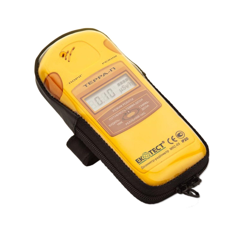 ECOTEST Terra-P - Medidor Geiger de radioactividad: Amazon.es: Bricolaje y herramientas