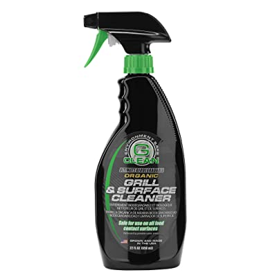Green Earth Technologies 1232 G-Clean Ultimate Biodegradable Grill and Surface Cleaner: Automotive