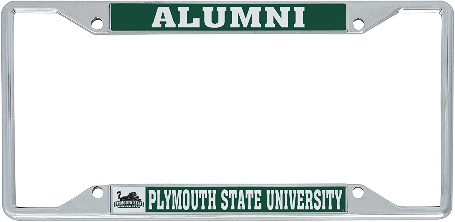 Mascot Desert Cactus Montana Tech NCAA Metal License Plate Frame for Front Back of Car Officially Licensed
