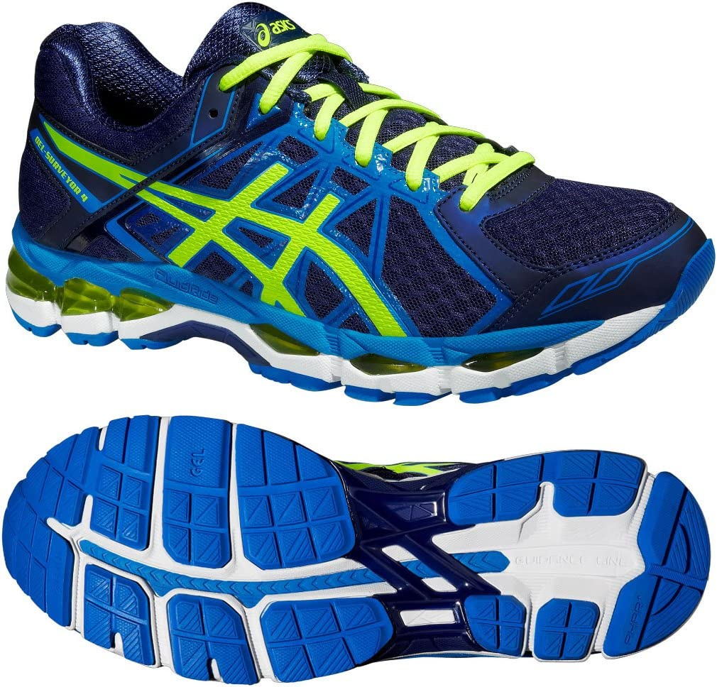 ASICS Gel-Surveyor 4 Zapatilla de Running para Hombre, Color Azul ...