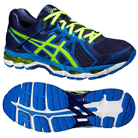 Día del Maestro mostrador Muerto en el mundo  Asics Gel-Surveyor 4 Mens Running Shoes, Size- 8.5 UK: Amazon.co ...