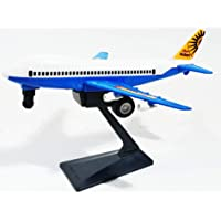 Jack Royal Aeroplane 746 Toy for Kids - Blue(Color May Vary As Per The Availability)