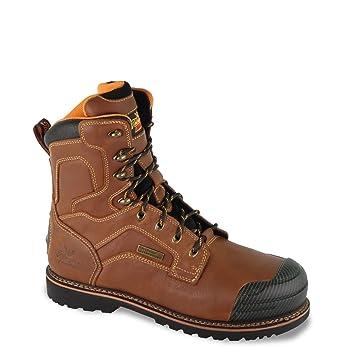 "Thorogood Hombres de 8 ""Composite Toe Wp botas de trabajo 804 ..."