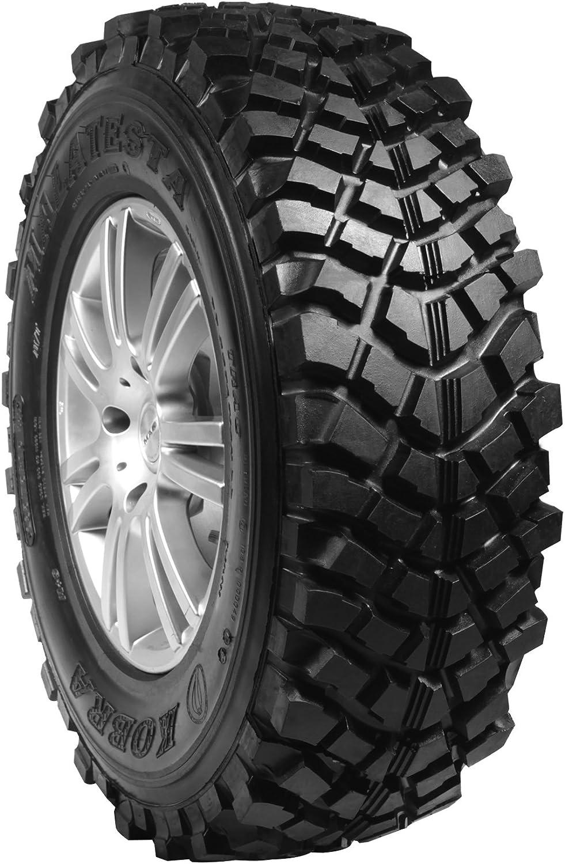 Offroad 4/X 4/SUV tutto l anno pneumatici 195//80/R15/95S Malatesta KOBRA Trac NT runderneuert PKW pneumatici auto Winter