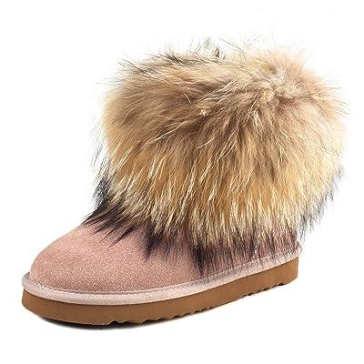 AUSLAND Women's Short Snow Boot 99251 | Snow Boots