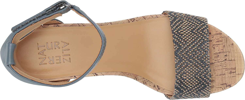 Naturalizer Womens Areda Wedge Sandals Wedge Sandal