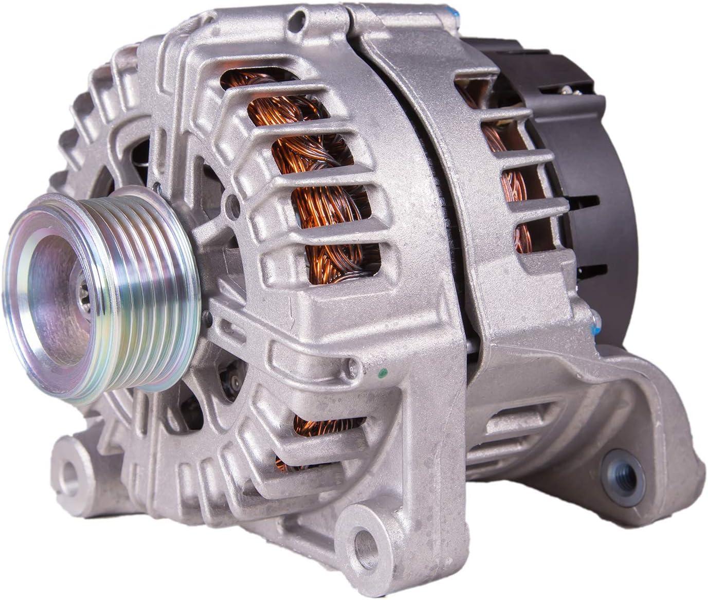 2014-2018 Valeo 439833 New Premium Alternator Replacement for BMW X5