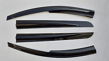 Deflettori del Vento Set Anteriore e Posteriore - Perflex Lodgy