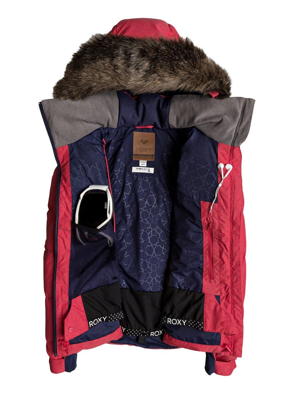 Roxy Snowstorm Jk Chaqueta para Nieve, Mujer: Roxy: Amazon.es: Ropa y accesorios