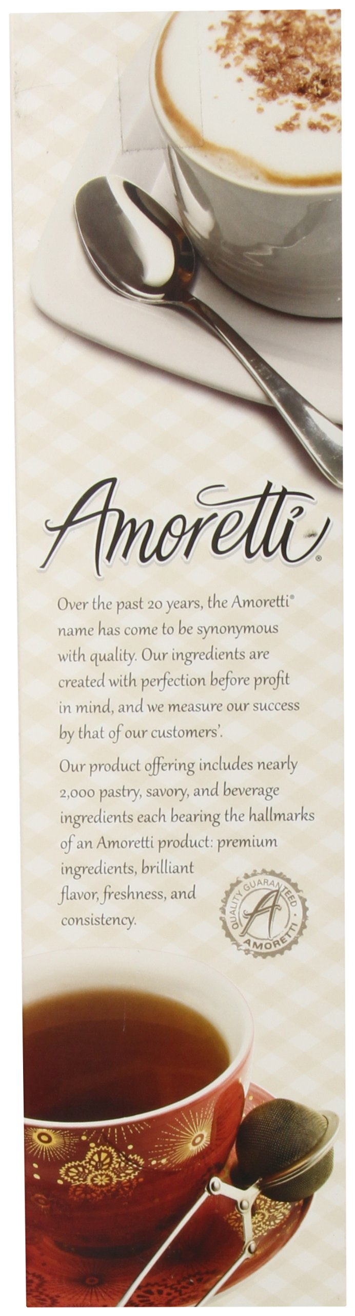 Amoretti Premium Crema Di Salted Caramel Syrup, 25.4 fluid Ounce by Amoretti (Image #5)
