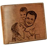 Personalized photo Wallet Custom Mens Wallet Boyfriend Gift Husband Gift Valentines Day Anniversary Gift fathers day