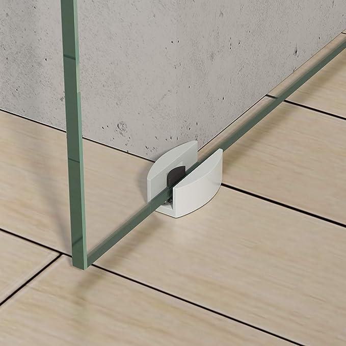 BxH: 90 x 205 cm Diseño Puerta Corredera de Cristal Amalfi TS20 ...