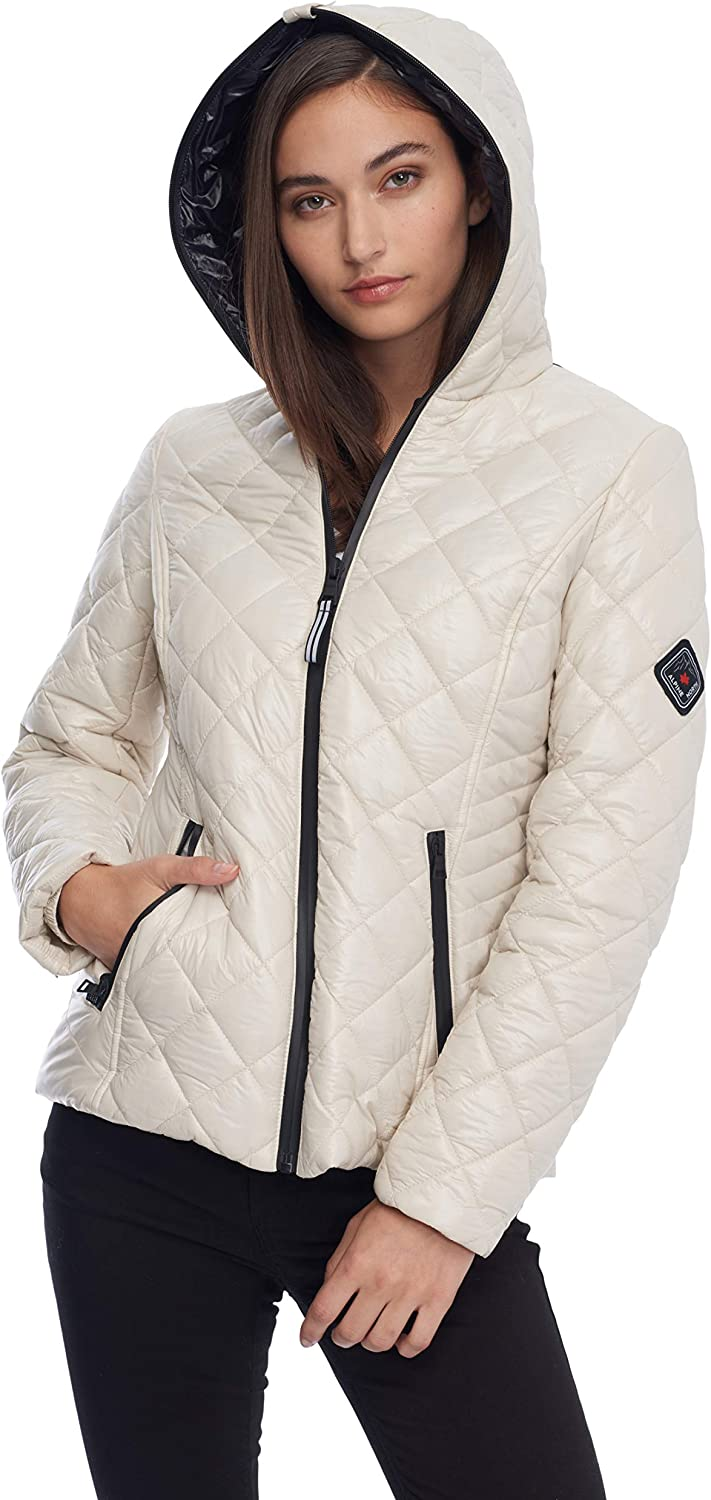 Alpine North High quality new High quality new Women's Quilted Puffer Lightweight Jacket