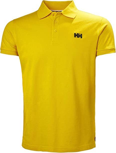 Helly Hansen Transat Polo, Hombre, Amarillo, Extra-Large: Amazon ...