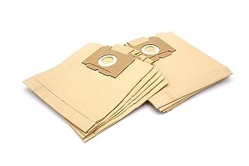 vhbw 10 Bolsas de papel para aspiradoras Electrolux Z 4410 Powerplus, Z 4411 S, Z 4430 / Z4430, Z 4431 S: Amazon.es: Hogar