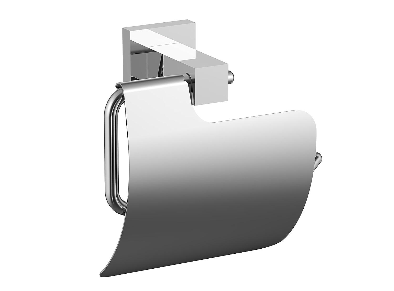 Bathroom Accessories Combination GHP-USA Chrome Eviva EVAC62CH Holdy Toilet Paper Holder