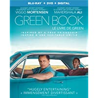 Green Book [Blu-ray + DVD + Digital] (Bilingual)