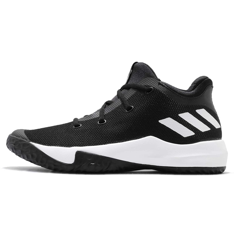(アディダス) ライズ アップ 2 メンズ バスケットボール シューズ adidas Rise Up 2 II CQ0559 [並行輸入品] B07CZC55GG 29.5 cm FOOTWEAR WHITE/FTWWHT/FTWWHT