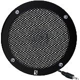 Poly-Planar MA1000RB / PolyPlanar 5 VHF Extension Speaker - Flush Mount - (Single) Black