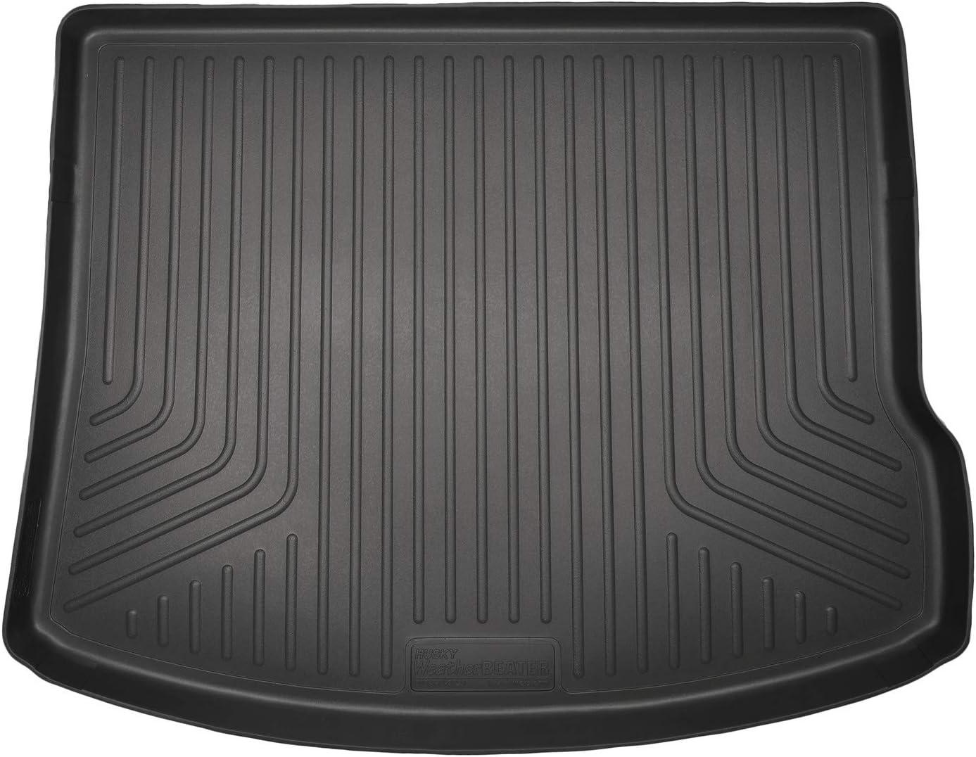 Husky Liners Fits 2014-18 Mazda 3 Hatchback Trunk Liner,48651,Black