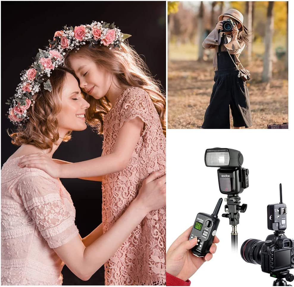 FTR-16S GODOX FTR-16S Wireless Power Control Flash Trigger Receiver for Godox Ving V860C V860N Speedlite
