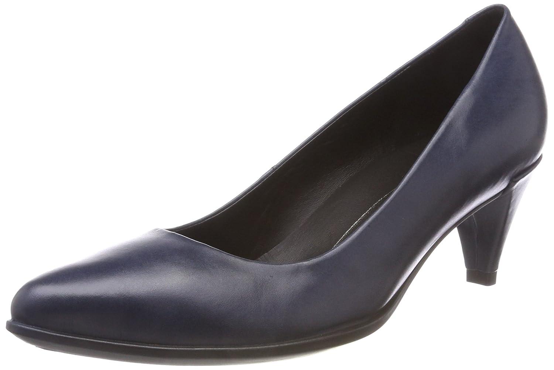blue (Navy 01159) ECCO Womens Shape 45 Sleek Dress Pump