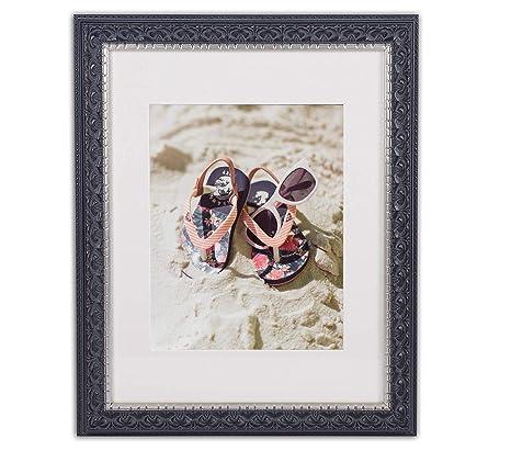 Amazon.com: dorado State Arte, 11 x 14 marco de fotos, color ...