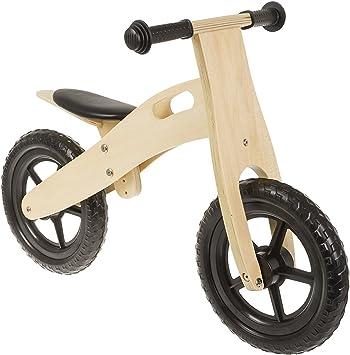 M-Wave Holz-kinderlaufrad Bicicleta de Madera, Unisex niños: Amazon.es: Deportes y aire libre