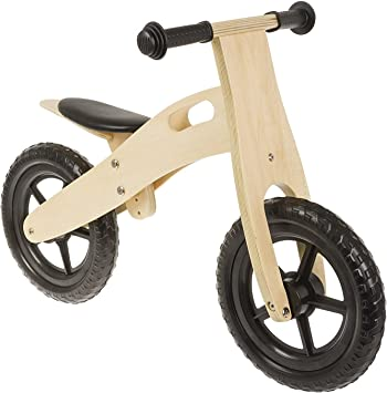 M-Wave Holz-kinderlaufrad Bicicleta de Madera, Unisex niños ...