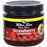 STRAWBERREY FRUIT SPREED CALORIE FREE SUGAR FREE 12 OZ