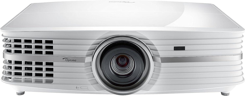 Optoma Uhd550x 4 K Uhd Short Throw Dlp Projector 3840 X 2160 Pixels 2800 Ansi Lumens Hdmi Mhl Vga White Home Cinema Tv Video