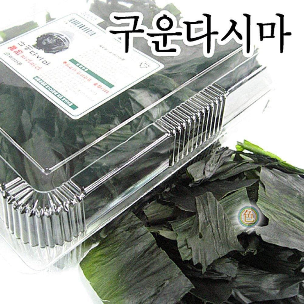 Baked Kelp Sweet Crisp Snack(Korean 450G) 다시마