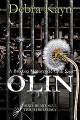 OLIN (A Brikken Motorcycle Club Saga Book 3) Kindle Edition