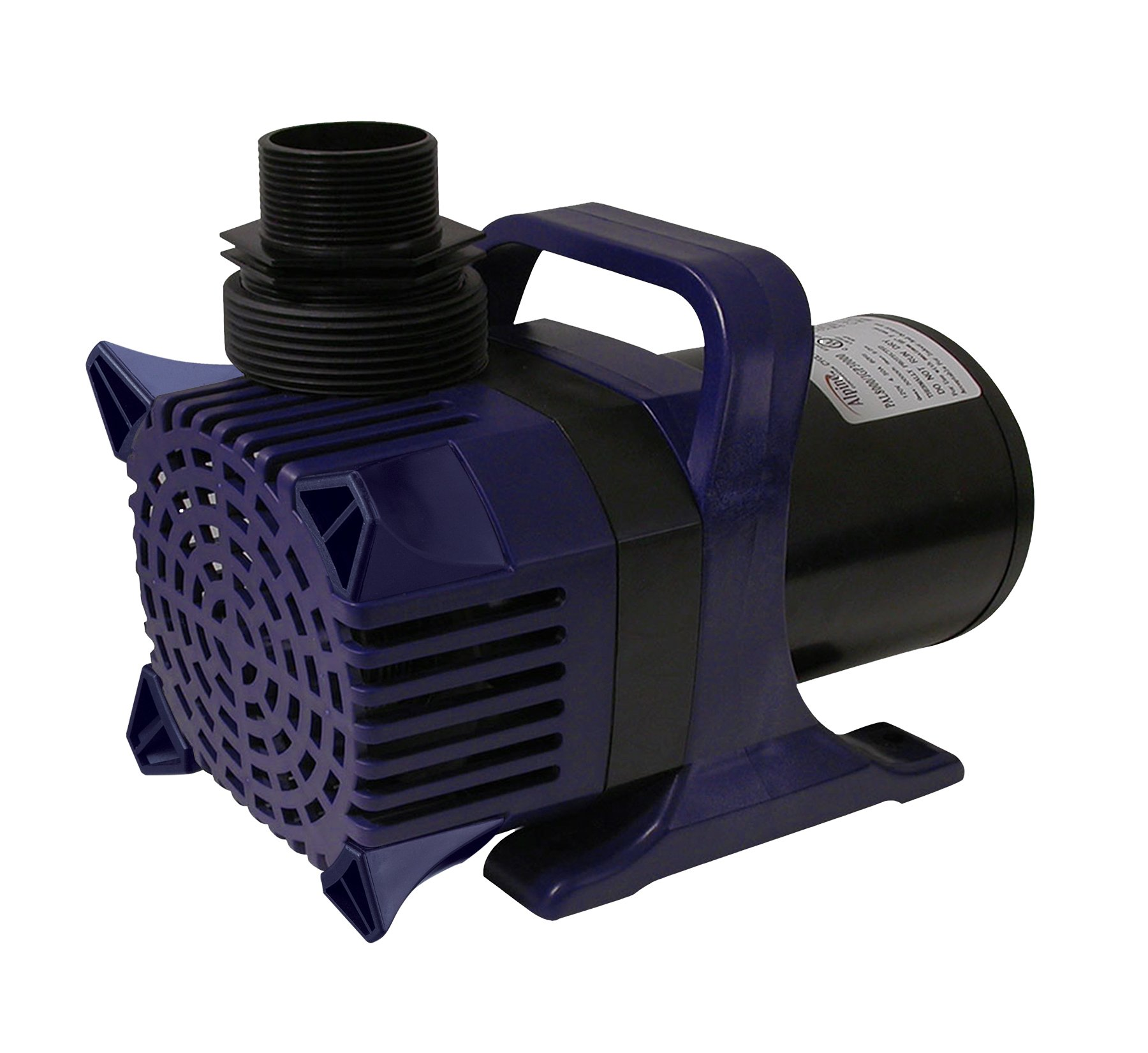 Alpine Cyclone 8000GPH Waterfall & Pond Pump 33ft Power Cord PAL8000 by Alpine Corporation