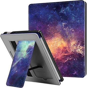 HUASIRU Painting Case for Kindle Oasis 2017//2019 Cover Galaxy 7 inches, 9th//10th Gens
