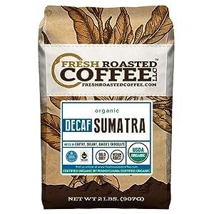 Sumatra Decaf Organic Fair Trade Coffee