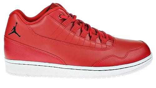 Nike Jordan Executive Low, Zapatillas de Baloncesto para Hombre, Rojo (Gym Red/Black-White), 42 1/2 EU: Amazon.es: Zapatos y complementos