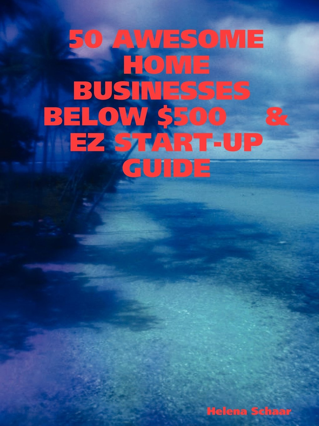 Download 50 Awesome Home Businesses Below $500 & EZ Start-Up Guide pdf epub