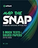 Map the SNAP Solved Paper & 5 Mock Tests