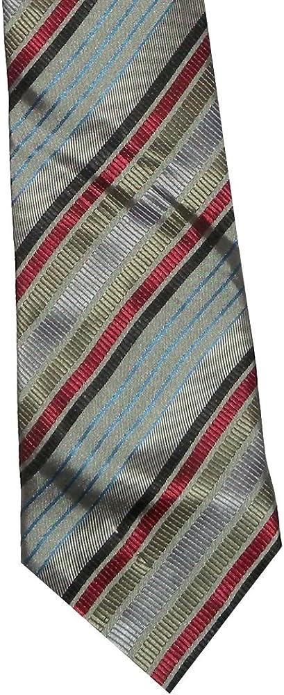 Para hombre ETERNO Italia 100% Microfibra tejido corbata – corbata ...