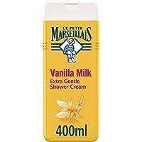 LE PETIT MARSEILLAIS, Shower Cream, Vanilla Milk, Extra Gentle, 400ml