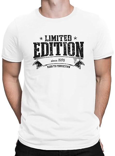 vanVerden Camiseta Hombre Edición Limitada 1978 40 ...