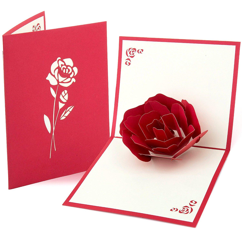 ZWOOS 9PCS Biglietto di Auguri Buste Cartolina Retro Carta Kraft Vuote Fatti a Mano Fiori Secchi Fai da Te per Auguri di Matrimonio, Compleanno, Inviti Lettera, Natale