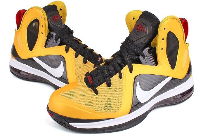 the best attitude 24805 c93d2 Amazon.com   NIKE Lebron 9 P.S. Elite Mens Basketball Shoes 516958-700    Shoes