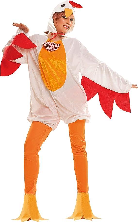 My Other Me - Disfraz de Gallina, talla M-L (Viving Costumes ...